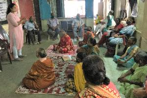Support 'Healthy Aging' among elderly living in select slum communities in city of Mumbai.
