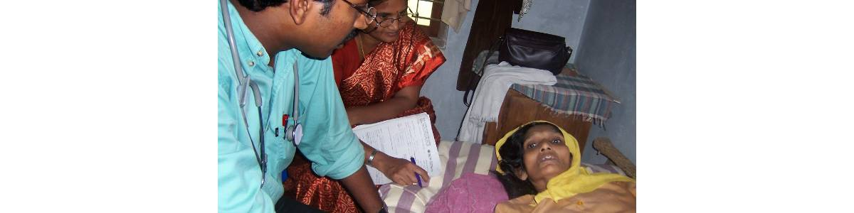 SANJEEVAN - PALLIATIVE CARE - An Innovative Approach to Community Based Palliative Care