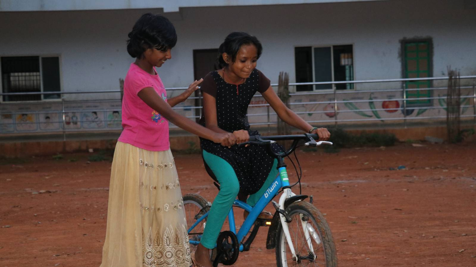 Riding Cycle