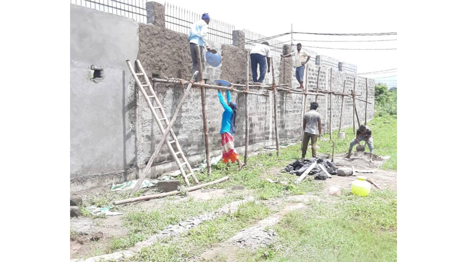 Construction of Residential School Building for Smt. Ambubai Residential School For Blind Girls