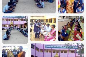 INFRASTRUCTURAL DEVELOPMENT OF REMOTE VILLAGES AND ASSISTING VEDA PATASALAS/SCHOOLS