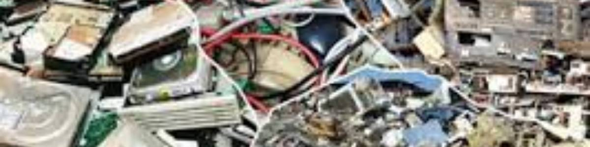 Enable, Enterprise and Empower -  Enabling the young minds for E-Waste Management