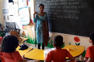 Swaranaad multi dimensional disability rehabilitation and comprehensive development center for hearing impaired children