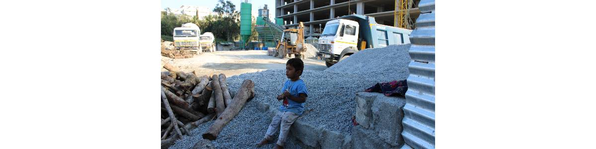 Early Childhood Care for Children of Construction Workers