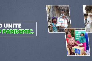 AN APPEAL TO UNITE AGAINST COVID-19 PANDEMIC