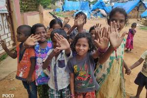 Akshaya - A Health Initiative for an under nutrition children