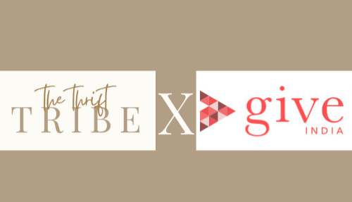 The Thrift Tribe X Oxygen Aid