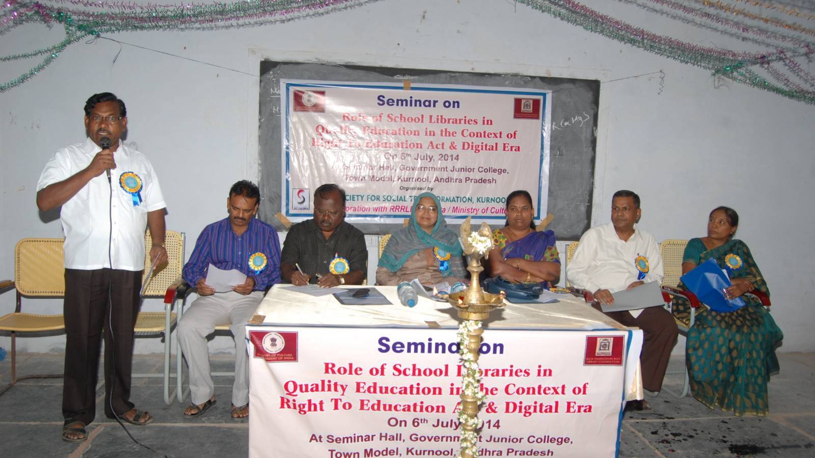 Seminar on Right to Education Act