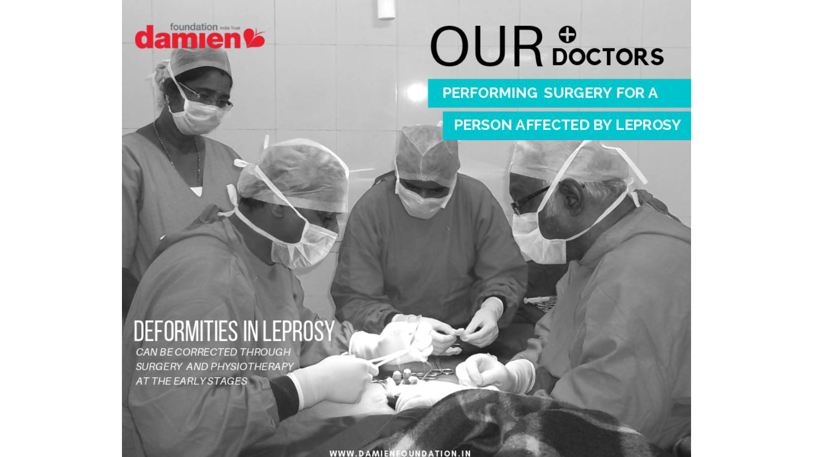 Surgical Support Per Surgery Cost Rs.50,000