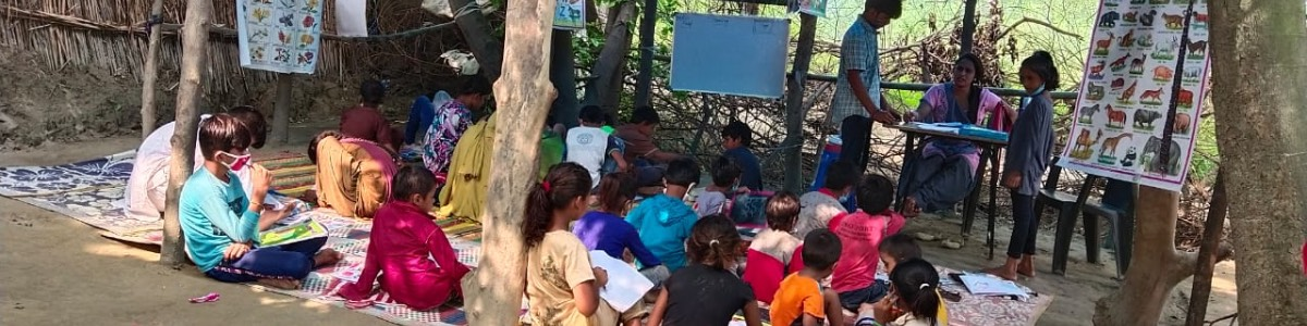Comprehensive Development Support to Refugees in Delhi and Jodhpur, Rajasthan