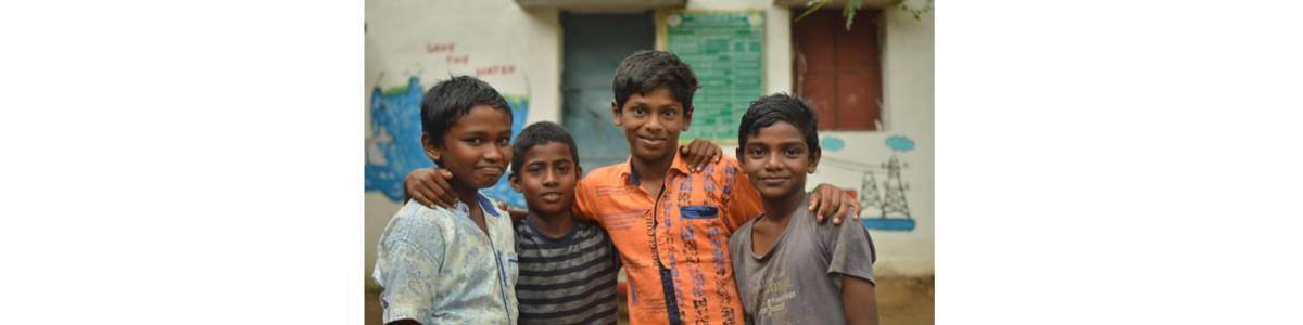 Bhumi's Scholarship Programme for Underprivileged Children from low-income communities