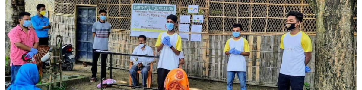 Covid Care Kits for Rural Assam