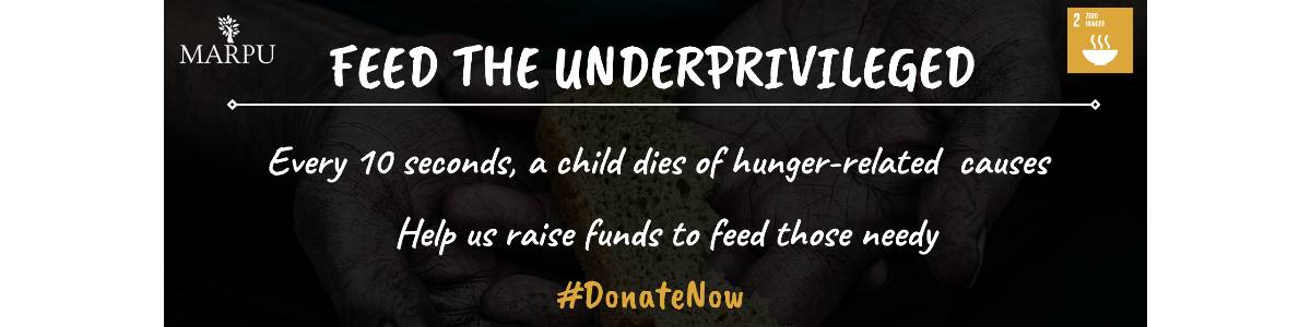 Feed the Underprivileged