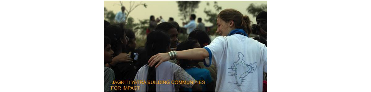 Jagriti Yatra - Building India through Enterprise
