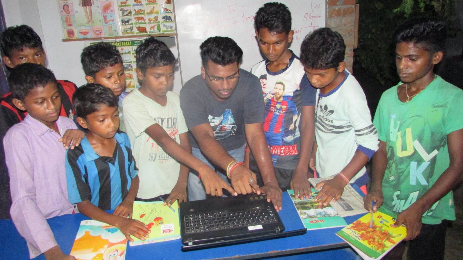 Educaation and Learning program