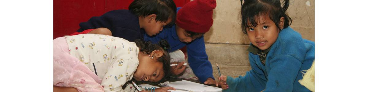 Support for over 800 underprivileged children & 200 vulnerable families impacted due to Covid-19