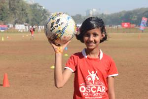 Kick at Home (A project to help underprivileged children learn football and enable their right to play)