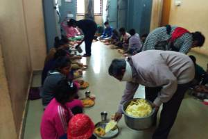 Old age home, Women empowerment, Children education