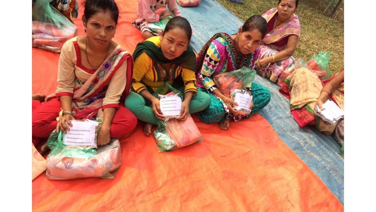 2nd march2017,Niswarth distribution food packets