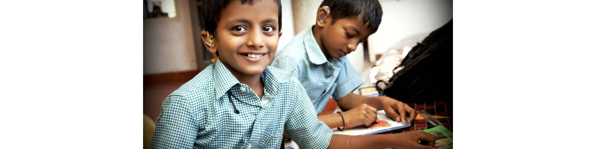Support Education of Children With Special Needs