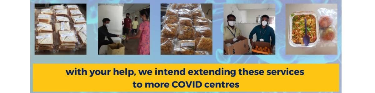 Mission against Hunger - Helping the vulnerable in Covid times.