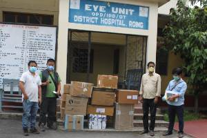 Covid preparedness and relief for North-east India in and around wildlife protected areas