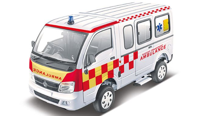 Support Ambulance Network For COVID19 Patients And Healthcare Systems
