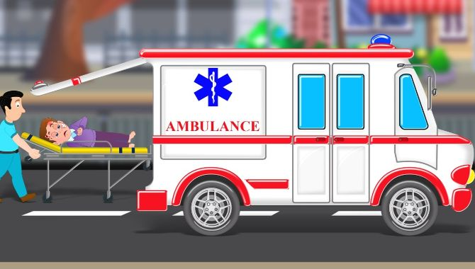 Ambulance Network For COVID19 Patients And Healthcare Systems