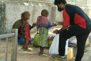 'A Good Friend' initiative to fight hunger, provide employment and women empowerment during COVID