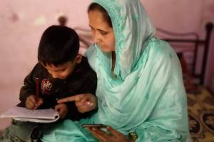 Supporting Women's Livelihood and Children's Education post COVID flare up in INDIA