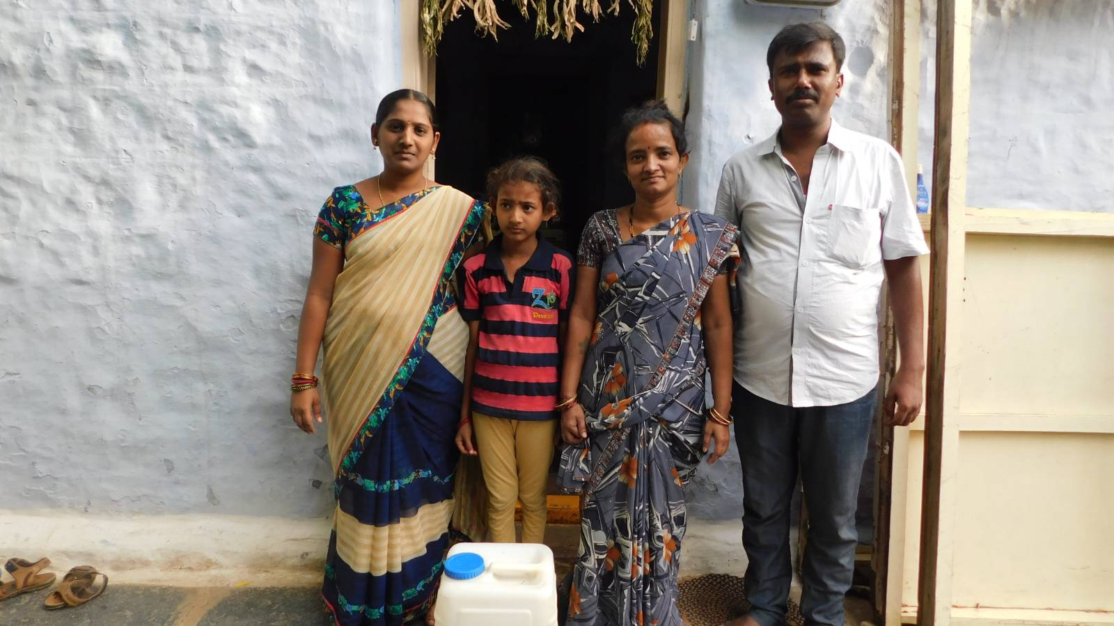 Access to clean drinking water