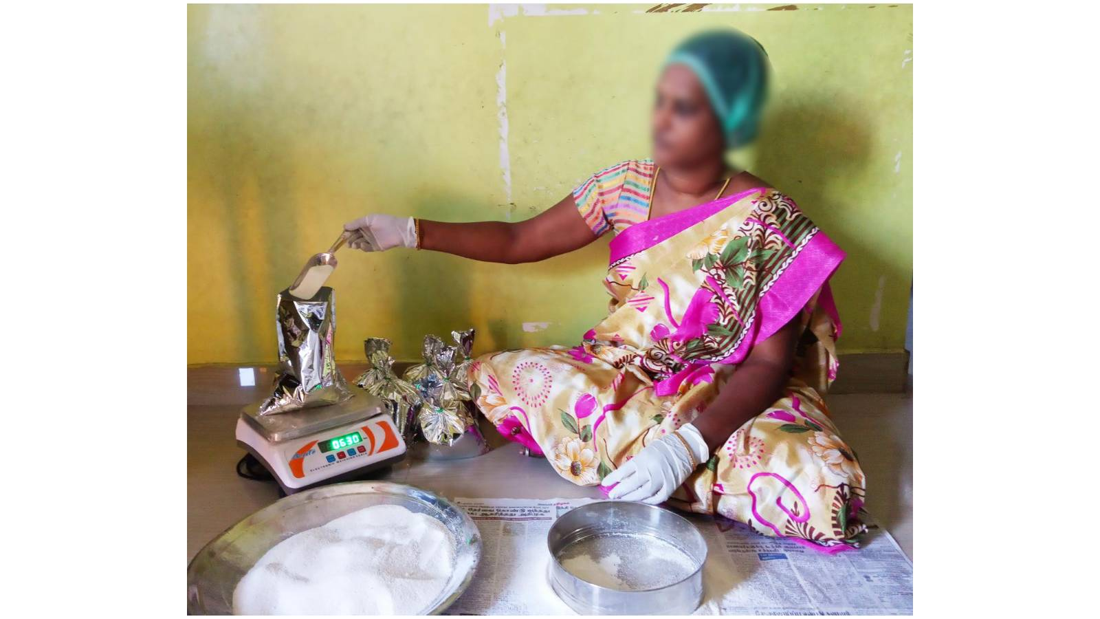 Livelihoods for Special Mothers