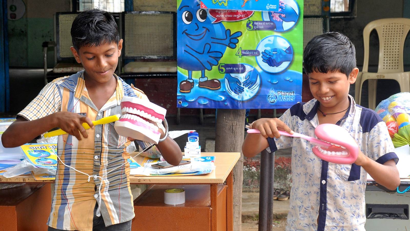 Clean Water & Hygiene Education for 1,800 people