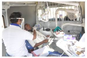 MOBILE HEALTH CAMPS