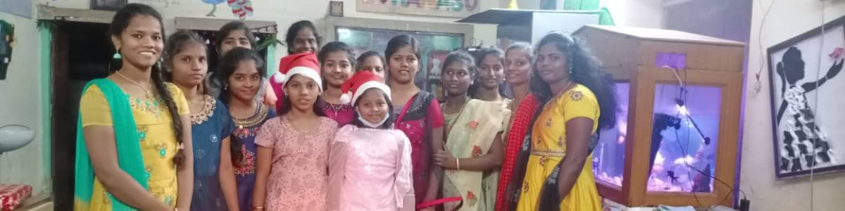 Support education of 5 orphan girls
