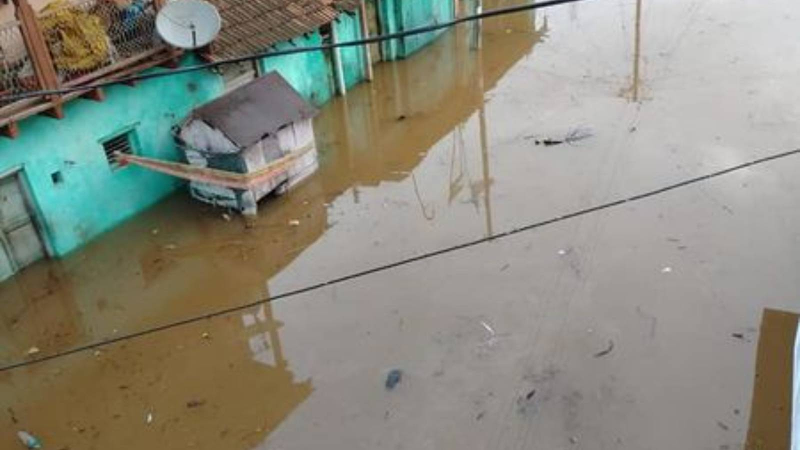 Help us to support victims of Flood and heavy rain