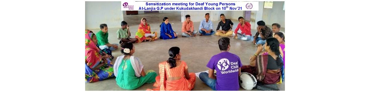 Inclusive Pre-Primary and Primary Education for 50+ Children with Deafness in Odisha