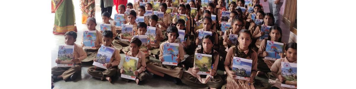 Sponsor the Education & Essential material for Orphan and Underprivileged children.