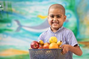 Every Move Helps a Child Fight Cancer