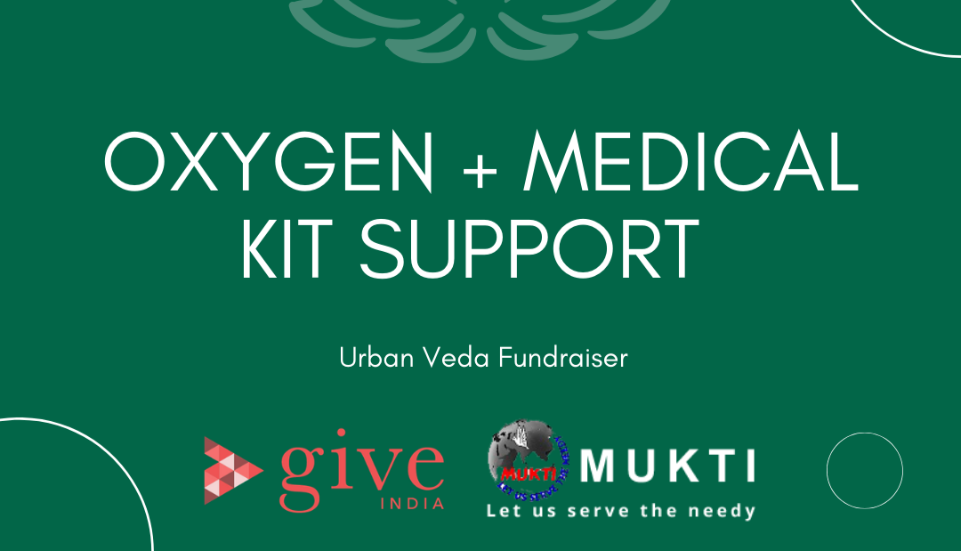 Urban Veda: Help India Breathe