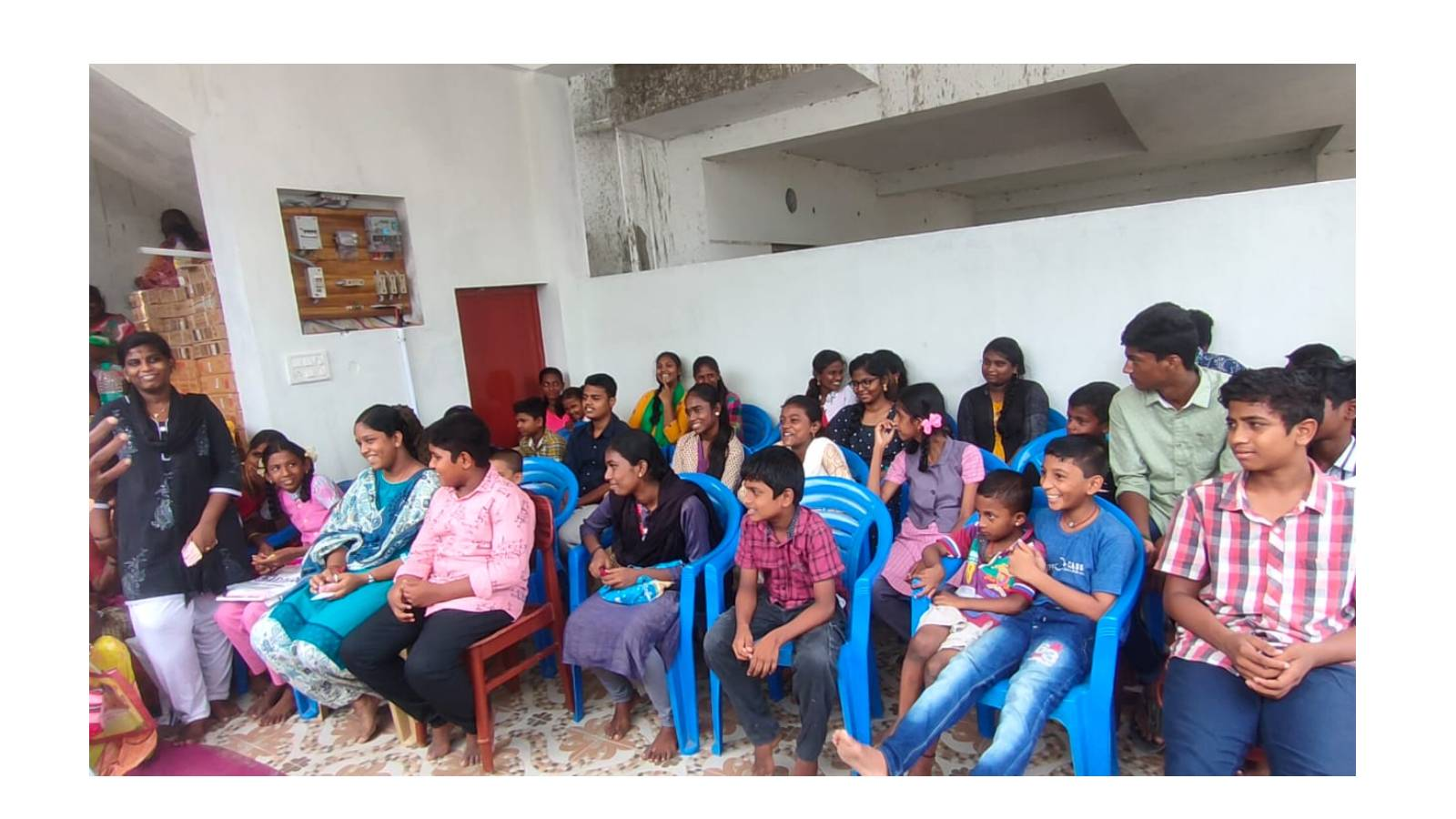 EDUCATIONAL SUPPORT TO LOW INCOME FAMILIES