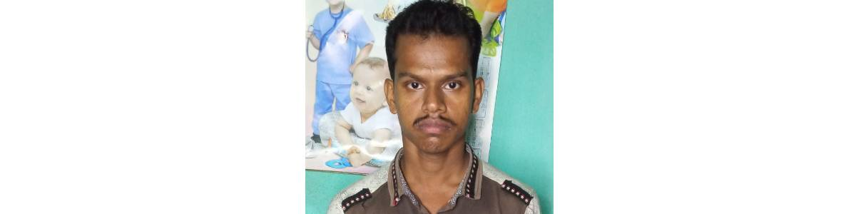 Cerebral palsy affected Puspendu needs your just Rs.12000: URGENT Support