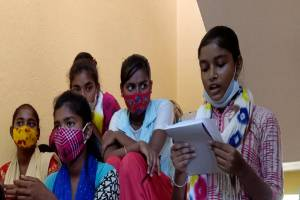 Protecting School-Going Girls From the Impact of Shadow Pandemic