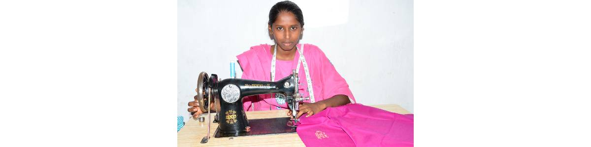 Livelihood Support - Fashion Designing Skills for the Deprived Women