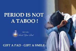 Gift a pad - Gift her a smile