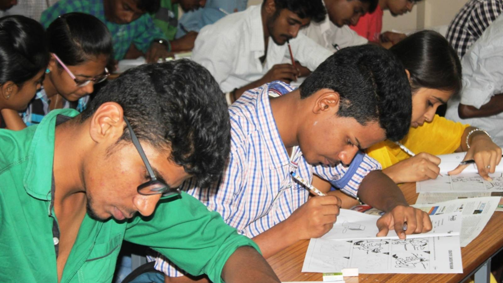 Academic coaching at DSF