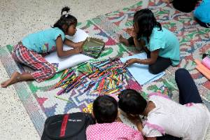 Feel the joy of giving – midday meals – education support – healthcare facilities