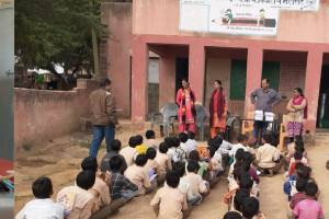 Help Rural Indian children with Education and Hygiene Kits