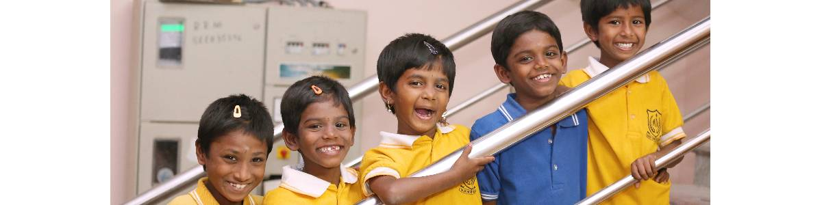 Foster Homes : A space for children to grow and be nurtured