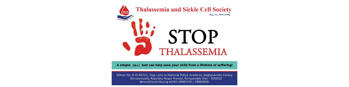 Thalassemia and Sicklecell Society